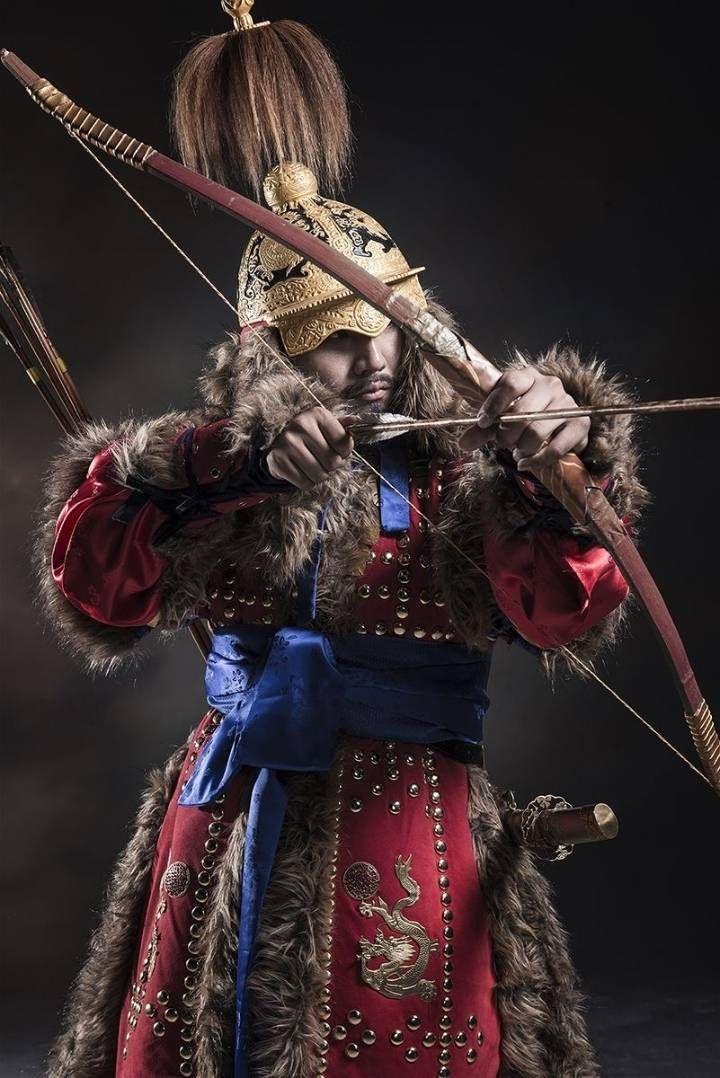 [유머] 조선시대 궁병 클라스 -  와이드섬