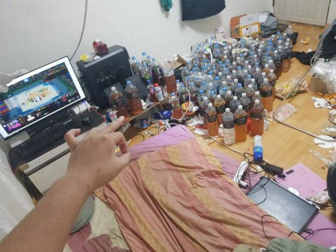[유머] 개극혐))일베충의 방 -  와이드섬